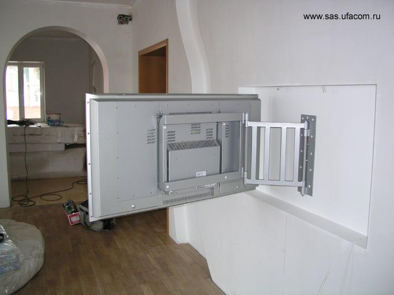 Кронштейн для телевизора на стену поворотный